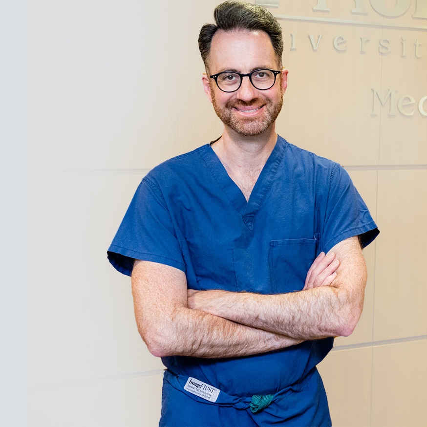 Mark Sisco, MD doctor feature